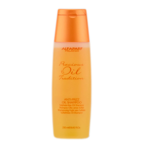 Alfaparf Semi Di Lino Precious Oil Tradition Anti-Frizz Oil Shampoo