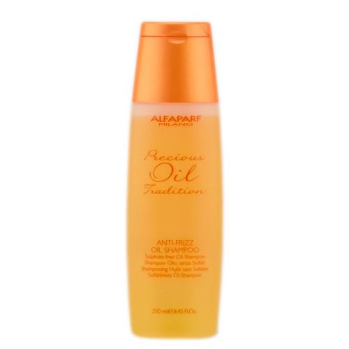 Alfaparf Semi Di Lino Precious Oil Tradition Anti-Frizz Oil Shampoo