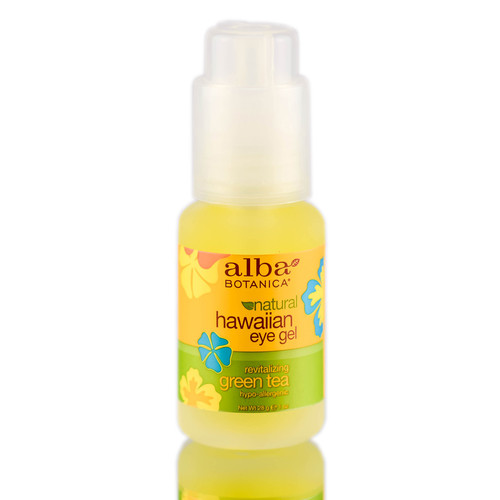 Alba Botanica Hawaiian Eye Gel Revitalizing - Green Tea