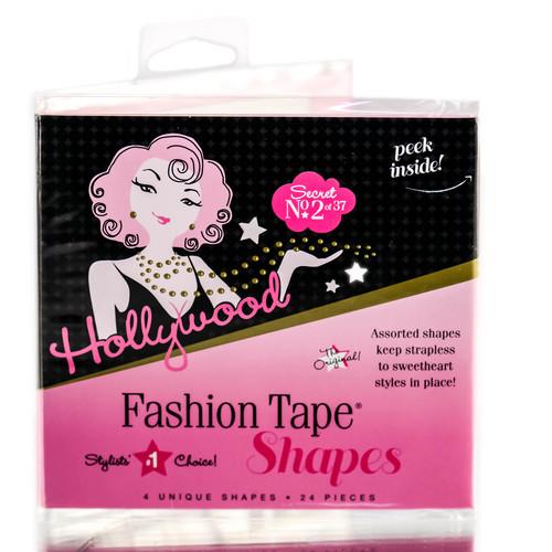 Hollywood Fashion Tape Shapes