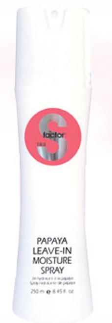 TIGI S-Factor Papaya Leave-In Moisture Spray