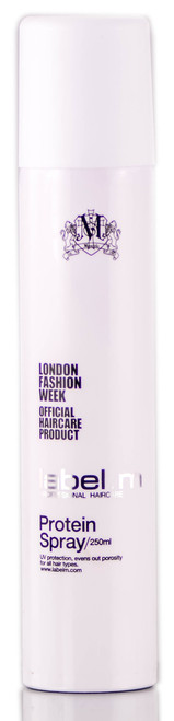 Label. M Protein Spray
