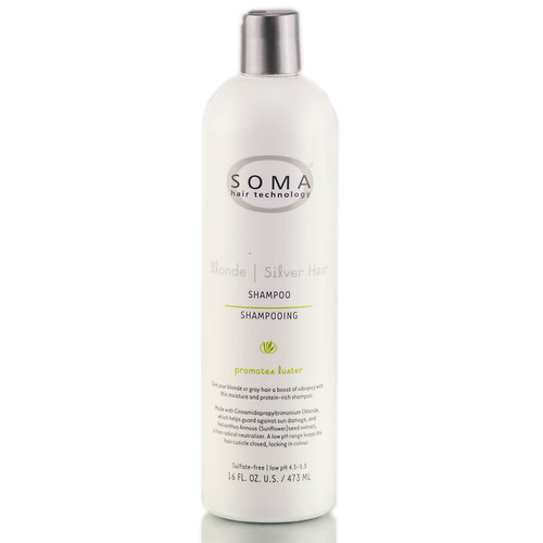 Soma Blonde Silver Hair Shampoo