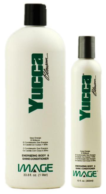 Image Yucca Blossom Energizing Body & Shine Conditioner