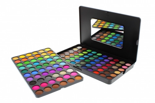 BH Cosmetics 120 Color Eyeshadow Palette - 2nd Edition