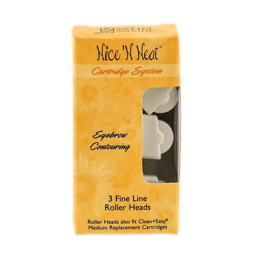 Satin Smooth Nice N Neat Eyebrow Contouring Cartridge System