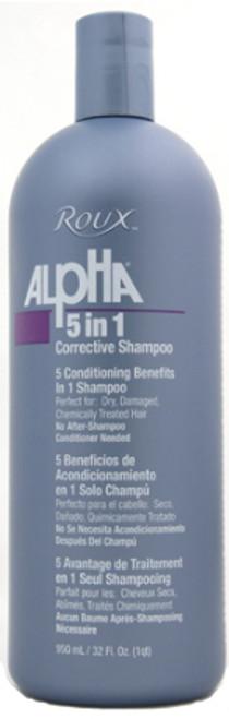 Roux Alpha 5 in 1 Corrective Shampoo