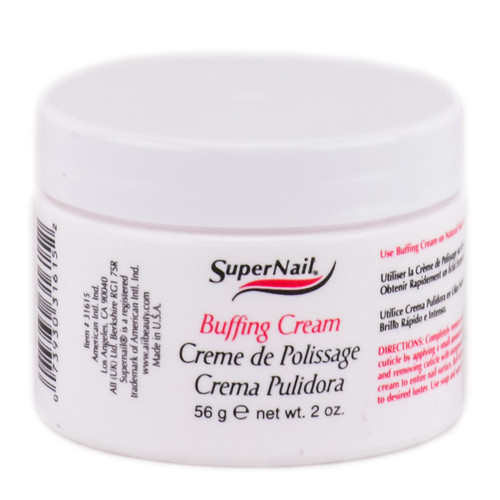 Nail Supplements: Super Nail Buffing Cream
