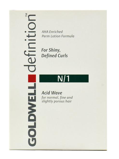 Goldwell Definition Acid Wave N/1
