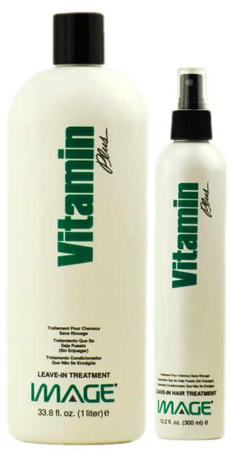 Image Vitamin Plus Leave-In Hair Treatment