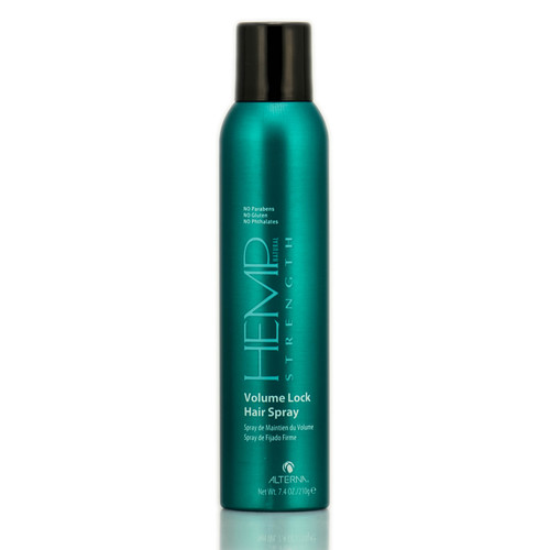 Alterna Hemp Maximum Hold Volume Lock Hairspray