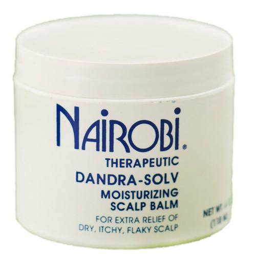 Nairobi Therapeutic Dandra-Solv Moisturizing Scalp Balm