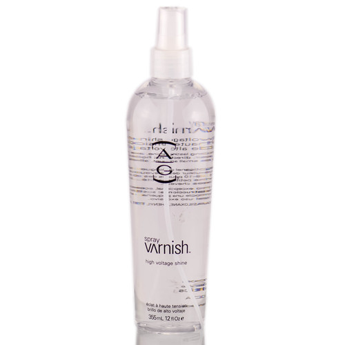 AG Hair Spray Varnish High Voltage Shine