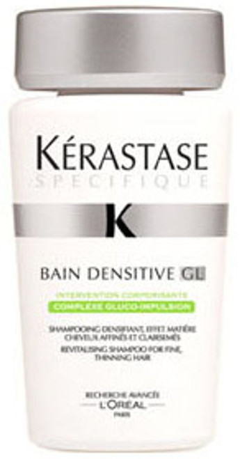 Kerastase Specifique Bain Densitive GL Revitalizing Shampoo for Fine Thinning Hair