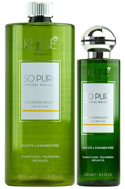 Keune So Pure Natural Balance Moisturizing Shampoo