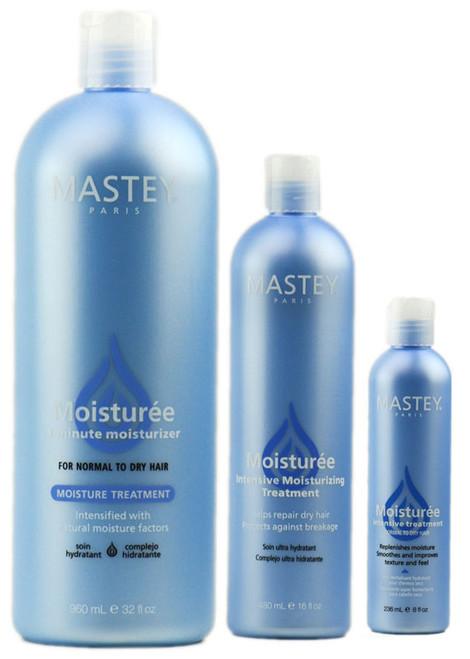 Mastey Moisturee 1-Minute Moisturizer for normal to dry hair
