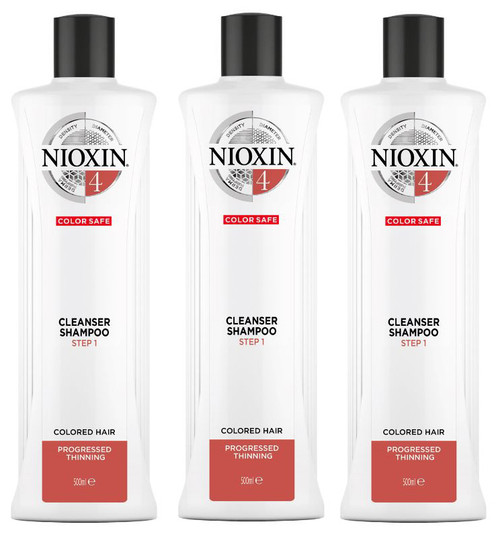 Nioxin System 4 Cleanser for Fine Hair