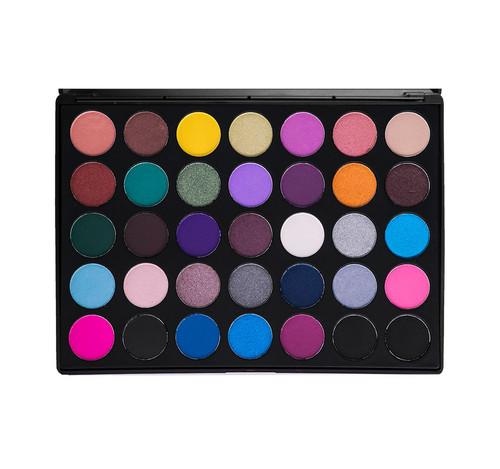 Morphe 35 Color Smokey Eye - 35S
