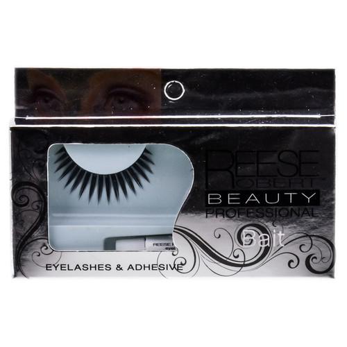 Reese Robert Beauty Professional EyeLashes & Adhesive - Bait # 2108