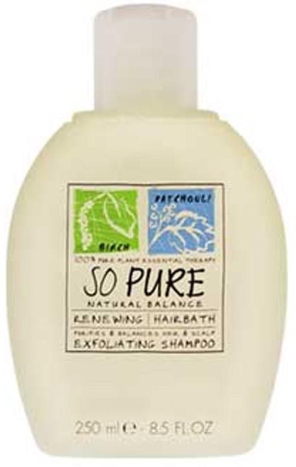 Keune So Pure Renewing Hairbath Exfoliating Shampoo