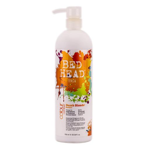 Tigi Bed Head Colour Combat Dumb Blonde Shampoo