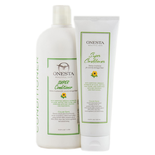 Onesta Super Conditioner - Intense Treatment for Severely Damaged Hair
