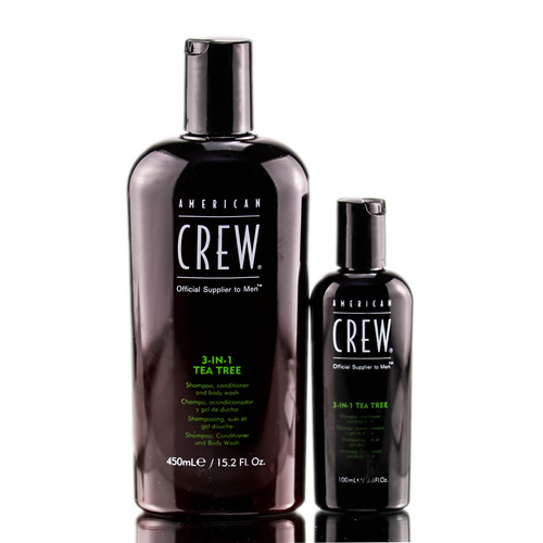 American Crew 3- In -1 Tea Tree