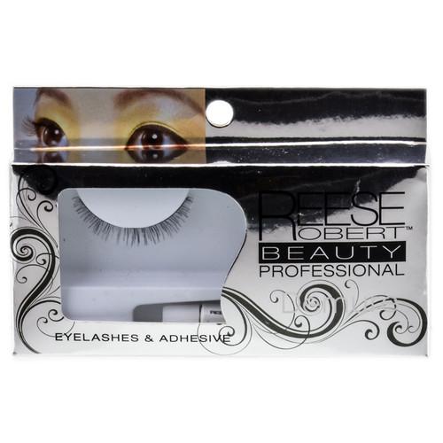 Reese Robert Beauty Professional EyeLashes & Adhesive - Demure # 2145
