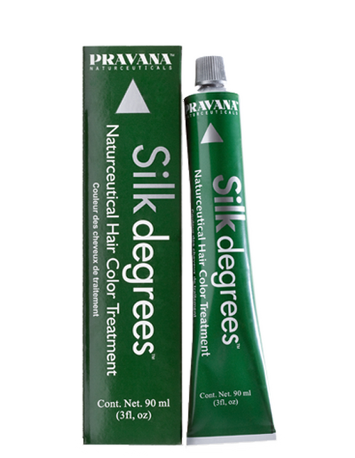 Pravana Silk Degrees Naturceutical Hair Color Treatment