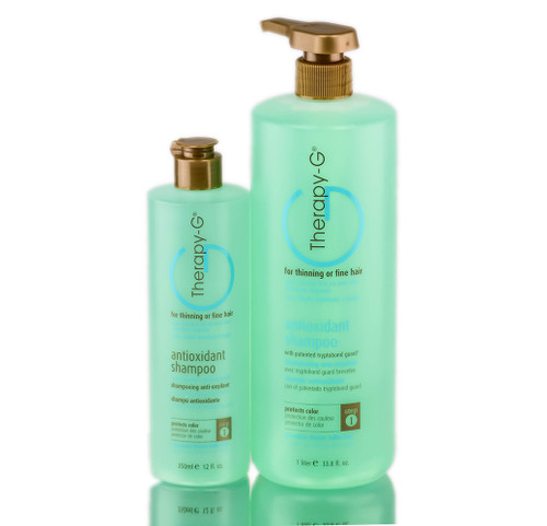 Therapy-G Antioxidant Shampoo for thinning or fine hair