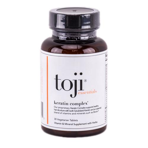 ToJi Essentials Keratin Complex 30 Day Supply