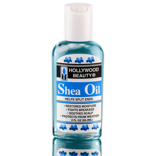 Hollywood Beauty Shea Oil