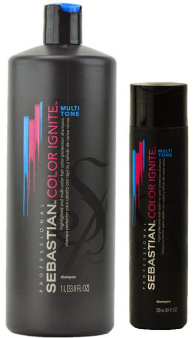 Sebastian Color Ignite Multi Tone Shampoo