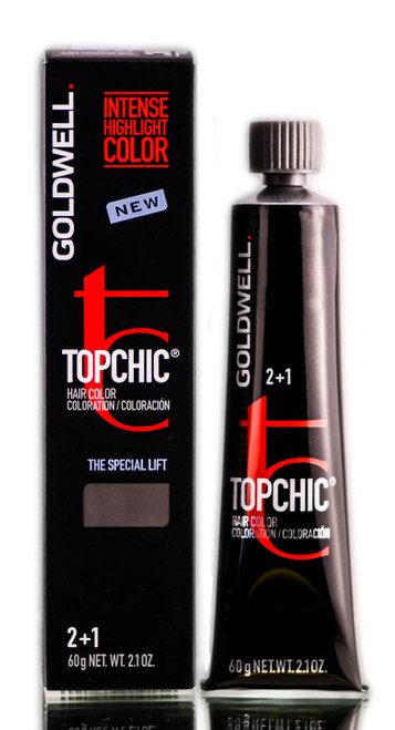 Goldwell Topchic Professional Hair Color (2.1 oz tube) - The Special Lift