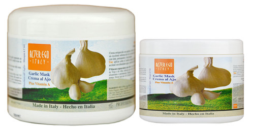 Alter Ego Garlic Mask Hot Oil Treatment with Garlic
