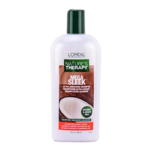 L'Oreal Nature's Therapy Mega Sleek Ultra Smoothing Shampoo