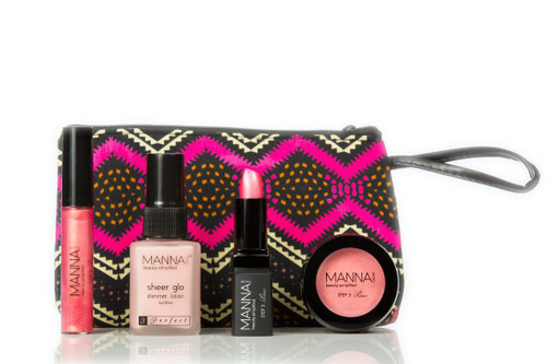 Manna Kadar Makeup Set - Devotion