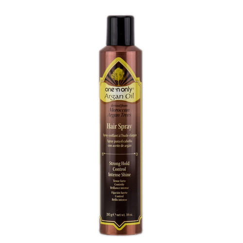 One 'n Only Argan Oil Hair Spray Strong Hold Control Intense Shine