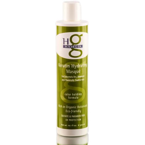 Hg Hairgia Hair Keratin Hydrating Masque