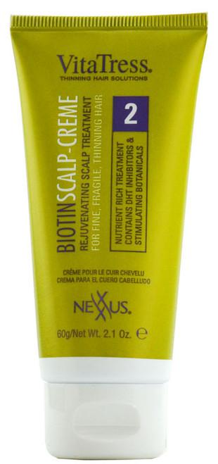Nexxus VitaTress Biotin Scalp-Creme