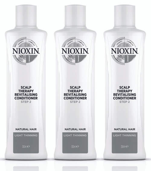 Nioxin System 1 Scalp Therapy Conditioner for Fine Hair