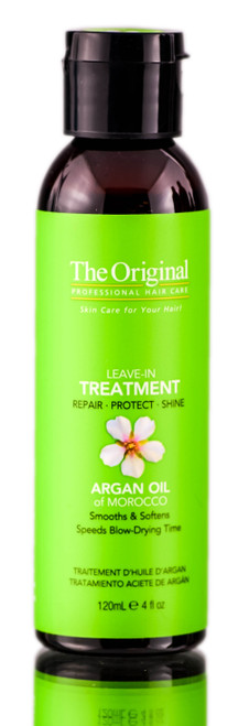 DermOrganic Leave-In Treatment with Organic Argan Oil