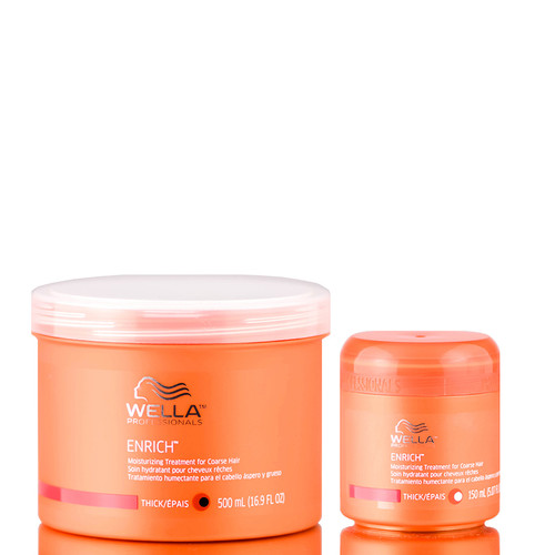 Wella Professionals Enrich Moisturizing Treatment for Coarse Hair