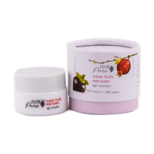 100% Pure Super Fruits Eye Balm