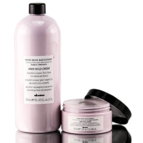 Davines - Your Hair Assistant - Prep Mild Cream Conditioner