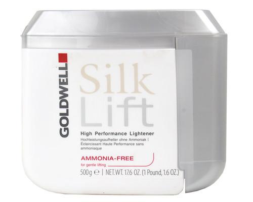 Goldwell Silk Lift High Performance Lightener - for gentle lifting