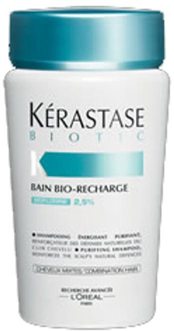 Kerastase Biotic Bain Bio-Recharge Shampoo for Combination Hair