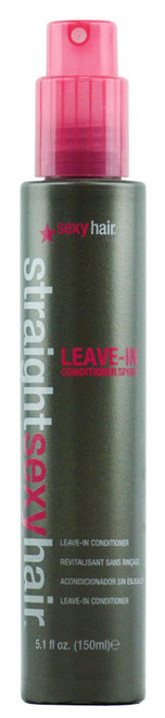Straight Sexy Hair Leave-In Conditioner Spray