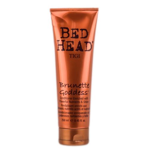 Tigi Bed Head Brunette Goddess Conditioner Enriched  Powerful Nutrients & Shine - 8.45 oz