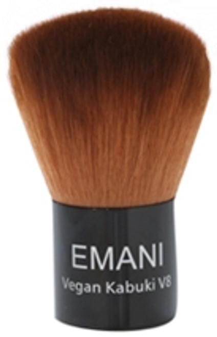 Emani Minerals Vegan Kabuki Brush